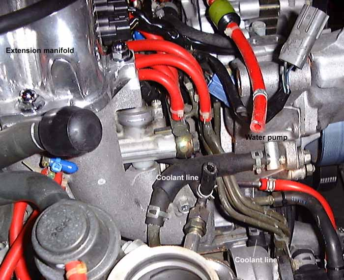 Coolant Flush Cost >> Replace Turbo Coolant Lines